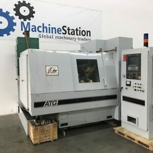 Star Atg 6dc 6 Axis Cnc Tool Cutter Grinder Walter Rollomatic