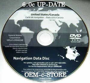 2007 To 2011 Chevrolet Avalanche Tahoe Hybrid Navigation Dvd Map 6 0c Update