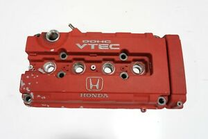 Genuine Jdm Type R Valve Cover Honda Civic Integra Type R B16 Damaged