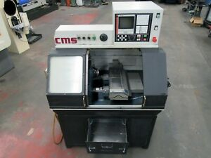 Cms Compact Gt 27 2 axis Gang Type Cnc Lathe W Fagor Control Id L 056
