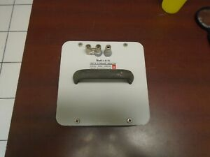 General Radio 1482 h Standard Inductor Light Grey Color works