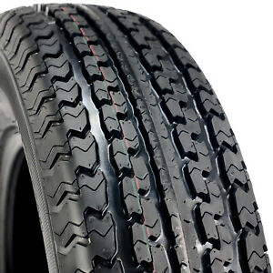2 New Transeagle St Radial Ii St205 75r15 Load D 8 Ply Trailer Tires