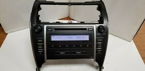 2012 2013 Toyota Camry Factory Used Oem Am fm Radio Single Cd Receiver 1622