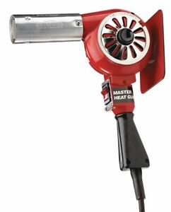 Master Appliance Electric Heat Gun 120vac Variable Temp Settings 750 To