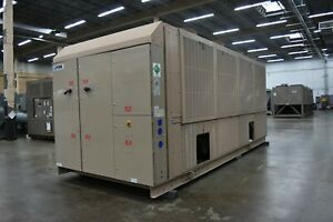 Used York 150 Ton Air cooled Ycas Chiller Sku 2183
