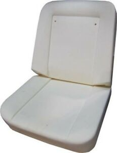 1967 1968 Chevy Pickup Truck Bucket Seat Foam Bun