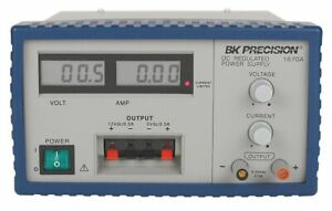 B k Precision Dc Power Supply Triple Output 0 To 30vdc 1670a 1 Each
