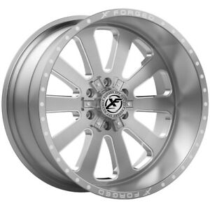 4 xf Offroad Xfx 302 22x12 8x6 5 8x170 44mm Brushed milled Wheels Rims 22 Inch