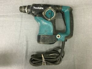 Used Makita Hr2811f 120v Electric Corded 1 1 8 Rotary Hammer Drill