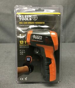 New Klein Tools Ir5 Dual laser Infrared Thermometer