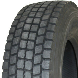 4 New Longmarch Lm 326 275 70r22 5 Load H 16 Ply Commercial Tires