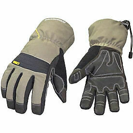 Waterproof All Purpose Gloves Waterproof Winter Xt 2xl 1 Each
