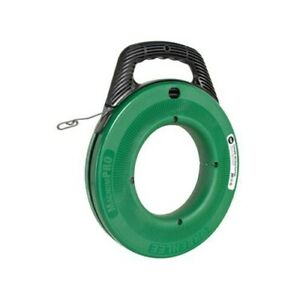 Greenlee Fts438w 100 Magnum Pro Steel Fish Tape With Case 1 4 X 100