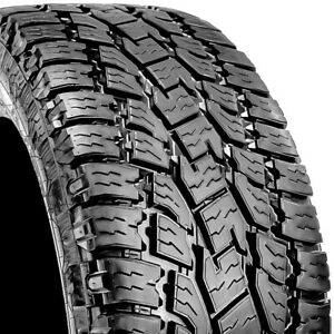 4 Toyo Open Country A T Ii Xtreme 33x12 50r20 119q Load F 12 Ply 14 15 32 108465