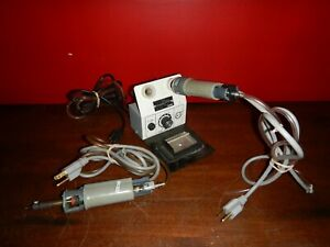 Pace Vacuum Soldering Desoldering Station 639d With 2 Soldering Guns
