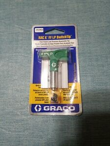 Graco Rac X Ff Lp 410 Switchtip Fine Finish Low Pressure Reversible Spray Tip