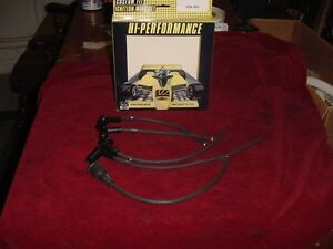 New Kingsborne Spark Plug Ignition Wire Set Mga All But Twin Cam W Coil Wire