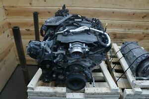 6 2l V8 Lt1 Engine Motor Chevrolet Corvette C7 Base 2014 14