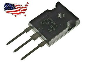 Irfp460 2 Pcs 20a 500v N channel Power Mosfet Transistor From Usa