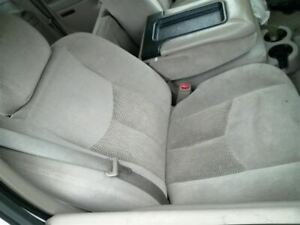 Passenger Front Seat Bucket bench Manual Fits 03 06 Avalanche 1500 3033841