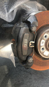2008 2016 Audi S5 Front Passenger Right Brake Caliper Assembly Oem A5 S4 Rs5 Rs4