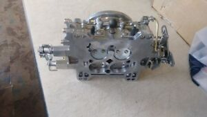 Afb Carter Rebuilt 600 Cfm Carburetor 9605 With Manual Choke
