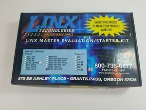 Linx Technologies Wireless Made Simple Linx Master Evaluation Starter Kit Mdev