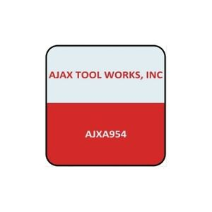Ajax Tools 498 Shank Brake Pin Bushing Driver Set A956 A957 A954