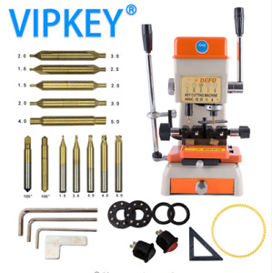 998c Key Cutting Machine For Door And Car Lock Key Copy Machine To Make Keys