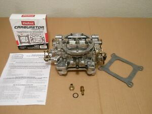 Rem Carter 9605 S Hp Competition Series 600cfm Univ Chevy Ford 289 327 350 Ss Gt