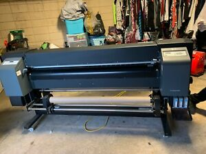 Hp Designjet 9000s With Air Purifier