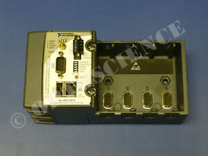 National Instruments Ni Crio 9012 Controller With Crio 9103 4 slot Fpga Chassis