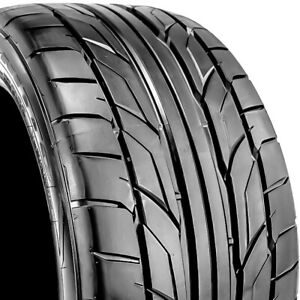 Nitto Nt555 G2 295 40zr18 103w Used Tire 10 11 32 305356
