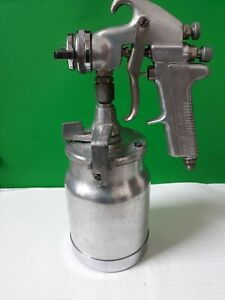 Devilbiss Jga 502 Spray Paint Spray Gun W Devilbiss Canister No 30 Nozzle