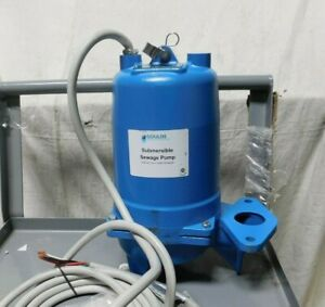 Goulds Water Technology Ws1034bf 1 Hp Manual Submersible Sewage Pump