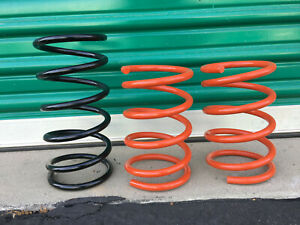 Fiat X 19 19 Bertone Front Performance Lower Springs Faza Style Rare Race Track