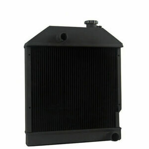 E9nn8005aa Radiator For Ford new Holland Tractor 250c 3230 3430 3930 4130 4630