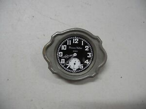 Vintage Automobile Phinney Walker Automotive Clock