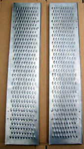 1928 1929 Model A Ford Pickup Truck Running Boards