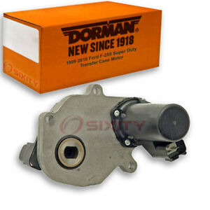 Dorman Transfer Case Motor For Ford F 250 Super Duty 1999 2010 4wd Awd Cc