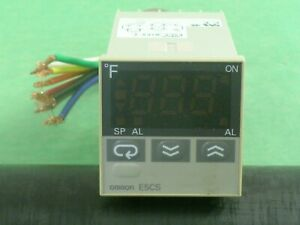 Omron E5cs Temperature Controller 0864