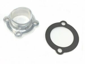 Diftech Blow Off Valve Flange For Blitz Type Dd Vd Aluminum Curved Weld On 10662