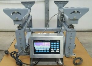 Avery Weigh Tronix Model 1310 Conveyor Scale Weigh Legs 200 Lbs 115v Used