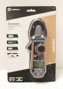 New Southwire 21510n Deluxe Ac Catiii 600v 400 amp Clamp Meter