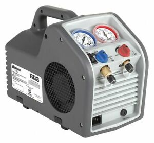 Robinair Refrigerant Recovery Machine Includes Manual Rg3 1 Each