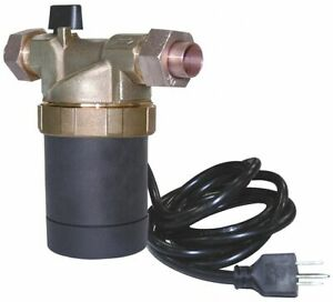 Laing Thermotech 1 150 Hp Brass Self Lubricating Hot Water Circulating Pump