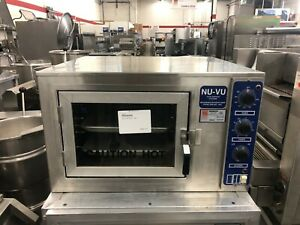 Nu vu Xo 1 Tabletop Electric Convection Oven 120v Refurbished