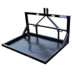 Category 1 3 Point Carry All With Steel Platform 4ft Wide For Kubota New Hollan
