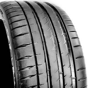 Michelin Pilot Sport 4s Acoustic To 235 35zr20 92y Used Tire 9 10 32 703532