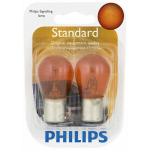 Philips Rear Turn Signal Light Bulb For Pontiac Gto Wave Wave5 G8 G3 G3 Wave Ve